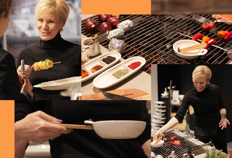 Tableware-Ultimate BBQ-table-Villeroy&Boch-meatplatter-Ambiente