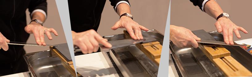 Bob-Kramer-knife-sharpening-presentation-Ambiente-2