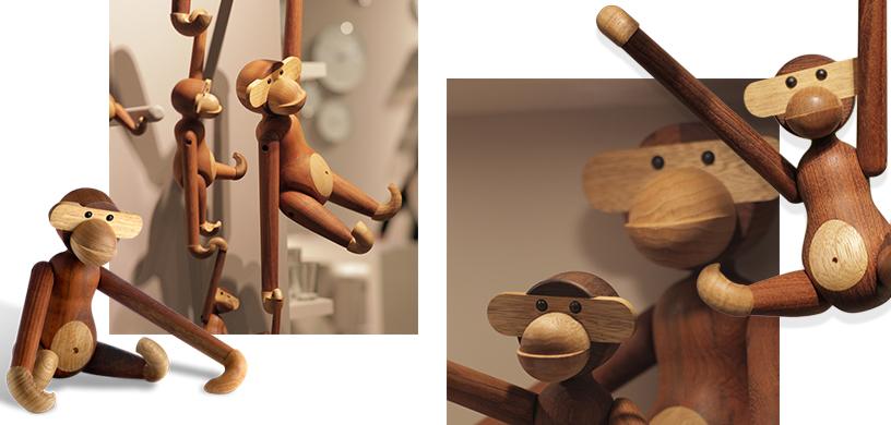 Kay-Bojesen-Affe-Teak-Holz-Designklassiker-1