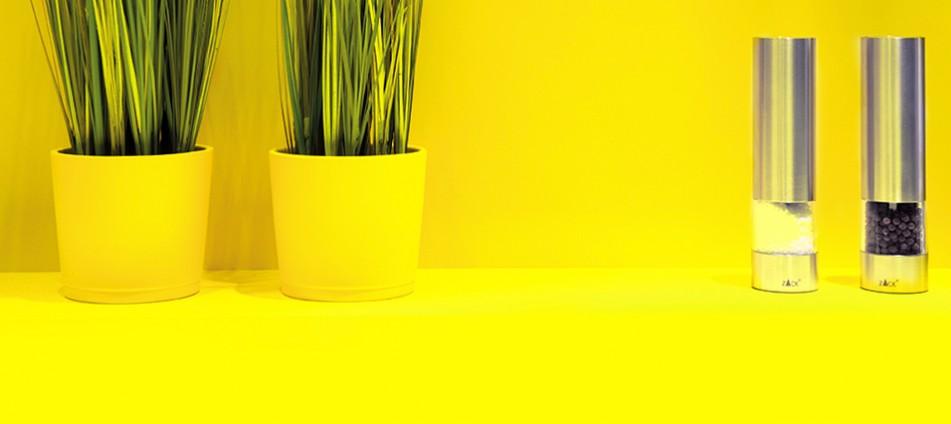 Design-Gelb-Trend-Farbe-Ton-Mode-Interior-Design-Produktdesign