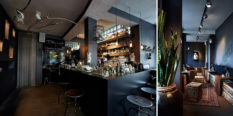 Bar ohne Namen-Eschenheimer Turm-Pasta-Cocktails