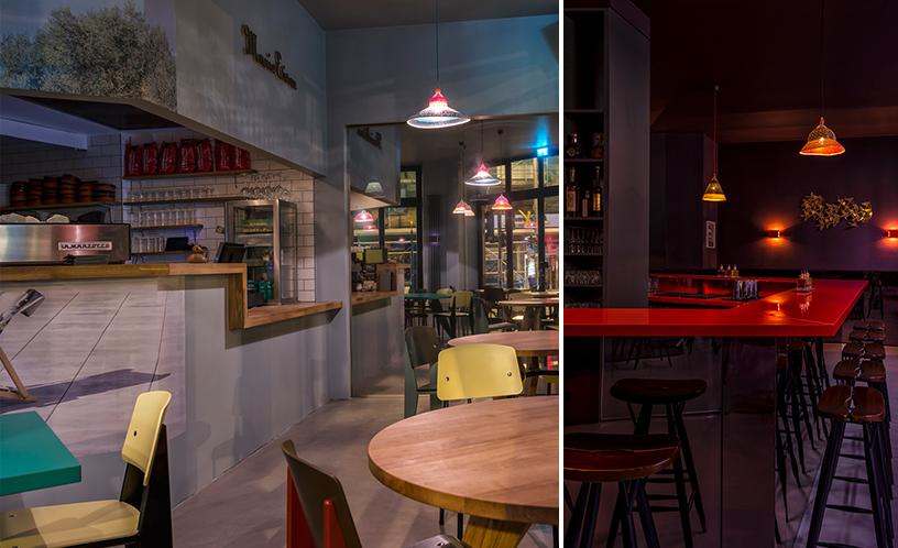 Maxi Eisen-Bahnhofsviertel-Pastrami-Sandwiches