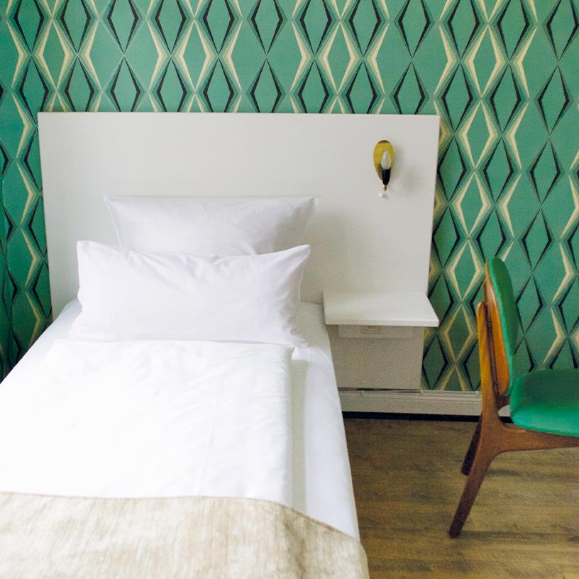 Gruen-Jugendstilhaus-Zimmer-Tapeten-Designklassiker