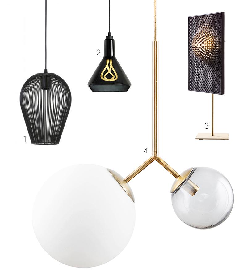 Ambiente Lampe Innovativ minimalistisch schlicht