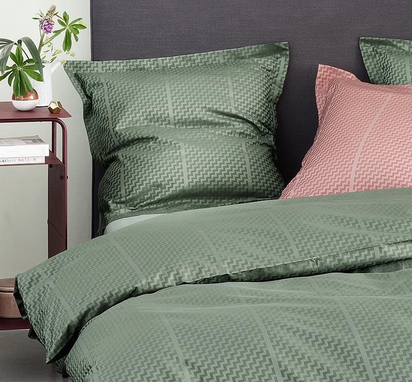 Georg Jensen Damask bed linen interior