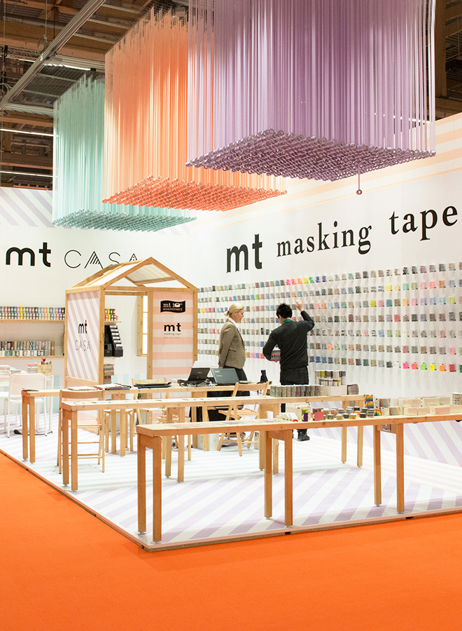 Masking Tape from MT Masking Tape at Ambiente 2018