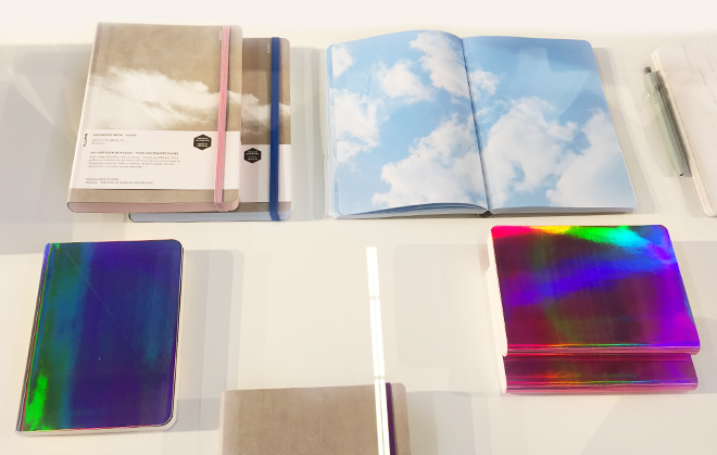 Notebooks from Nuuna at Ambiente 2018