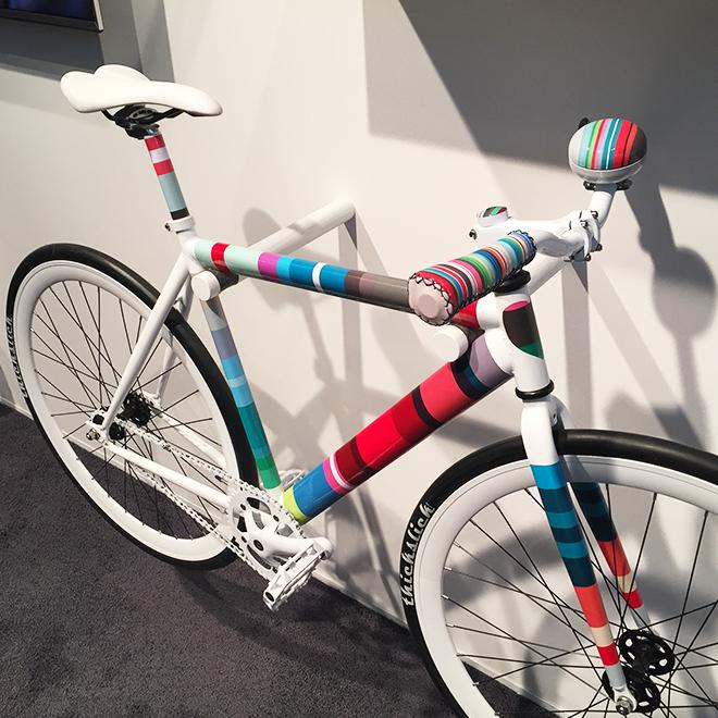 Fahrrad-Klebeband von Remember auf der Ambiente 2018