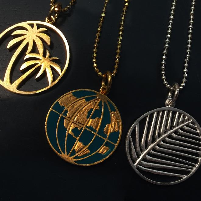 Halsketten von Pernille Corydon auf der Ambiente 2018