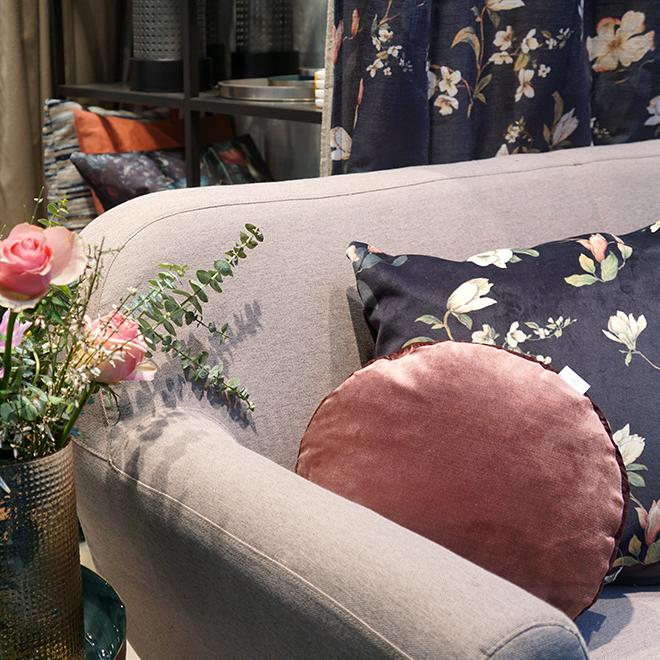 Sofa von Au Maison auf der Ambiente 2018