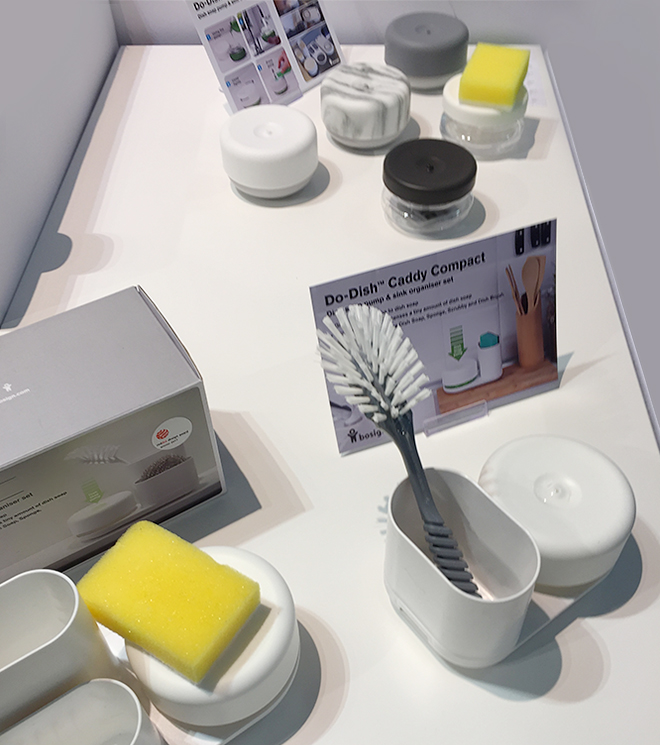Kitchen accessories from Bosign at Ambiente 2018