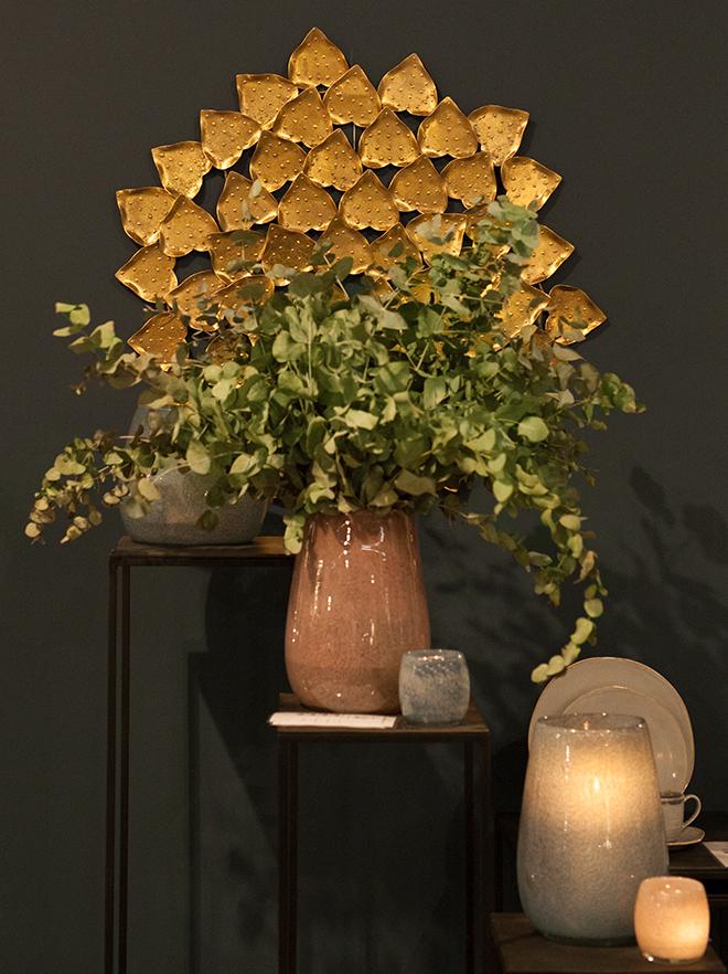 Vasen von Lambert auf der Ambiente 2018