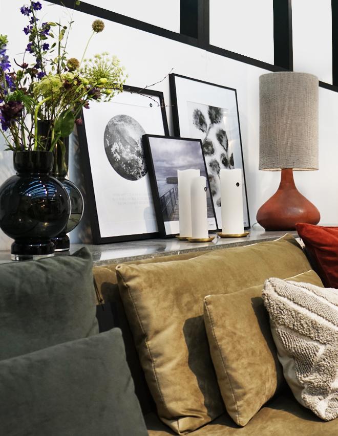 Sofa und Interieur-Accessoires von House-Doctor auf der Ambiente 2018