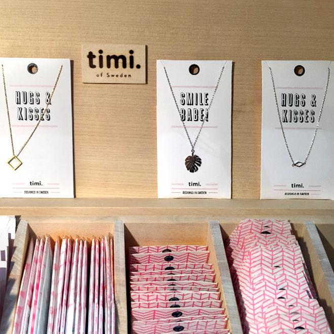 Halsketten von Timo of Sweden auf der Ambiente 2018