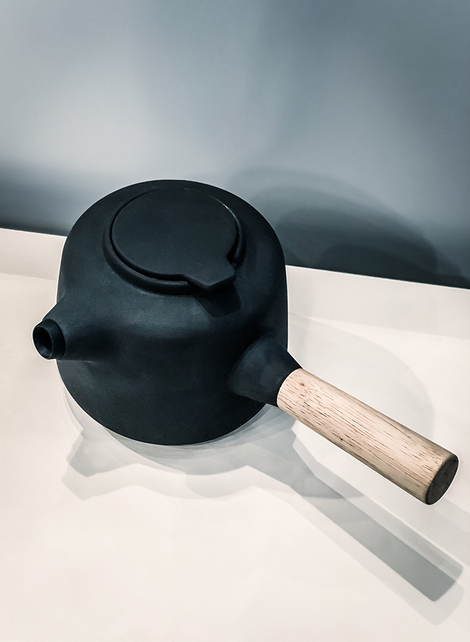 Teapot from Stelton at Ambiente 2018