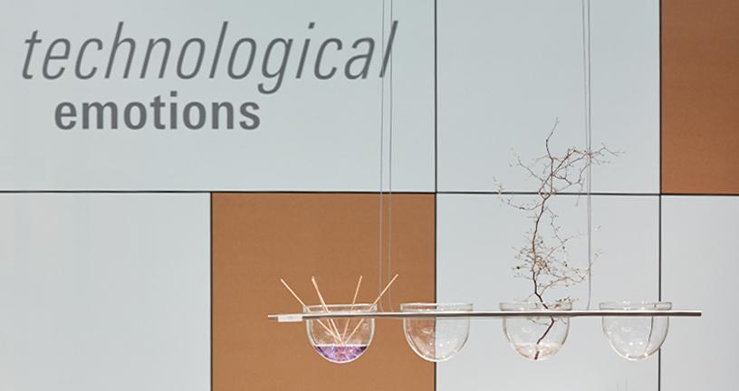 Hängedekoration von Mono Design und Raumduft von Castelbel bei der Trendpräsentation Technological Emotions auf der Ambiente 2018