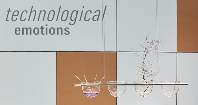 Hanging decoration from Mono Design and room fragrances from Castelbel at the trend presentation Technological Emotions at Ambiente 2018