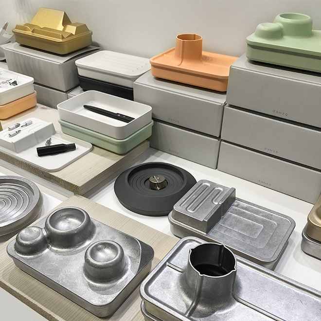 Accessories for the desk from Danzo at Ambiente 2018