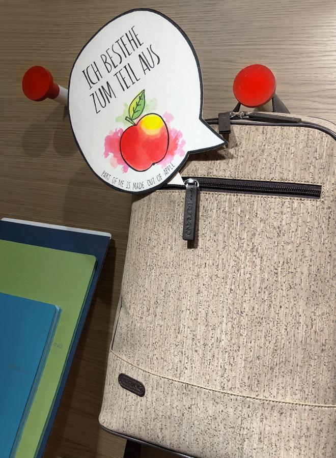 Rucksack von Fabriano Boutique auf der Ambiente 2018