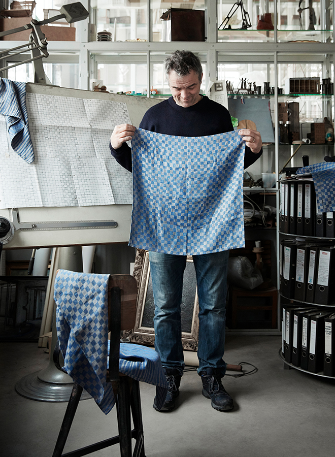 Kitchen towel from Piet Hein Eek for Ikea