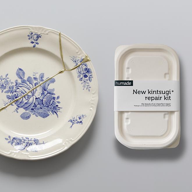 Kintsugi repair kit von Humade