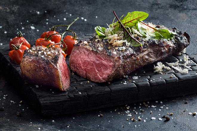 Steak als Grillspeise vom Beef! Grill & Restaurant in Frankfurt