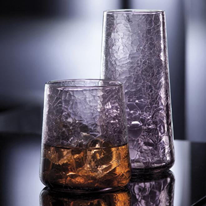 Vereiste Gläser von La Rochere