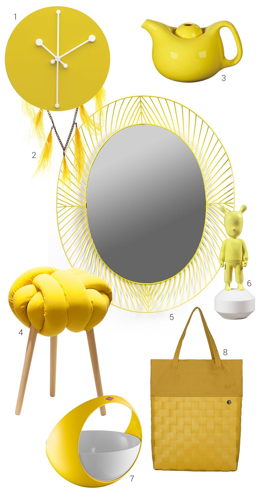 Design-Gelb-Trend-Farbe-Alessi-Sweet Delux- Kähler-Knots Studio-Serax-Lladró-Wesco-Handed By-01