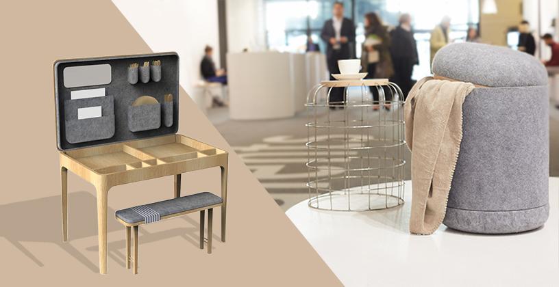 Möbel Tisch Interior Ambiente Messe Frankfurt Herrera