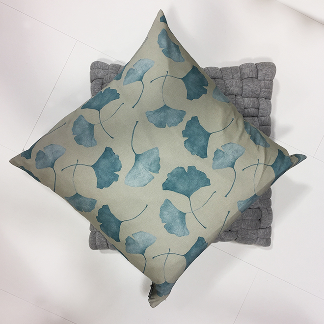 Pillows from Pad Home Design at Ambiente 2018